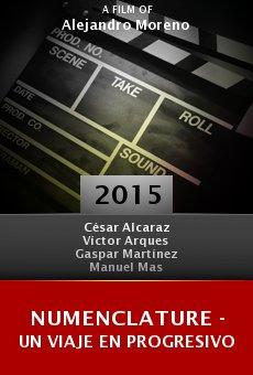 Ver película Numenclature - Un viaje en progresivo