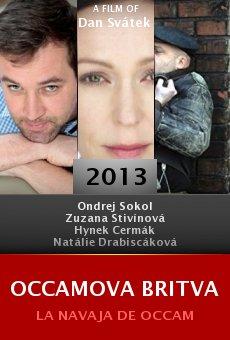 Ver película Occamova britva