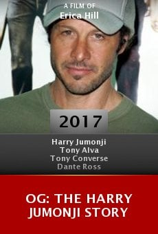 Watch OG: The Harry Jumonji Story online stream