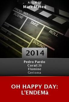 Watch Oh Happy Day: l'endemà online stream