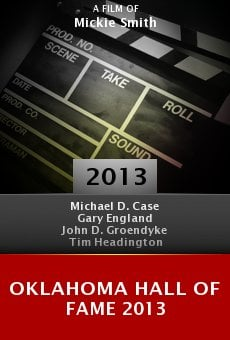 Oklahoma Hall of Fame 2013 online free