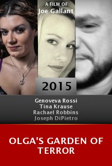 Watch Olga's Garden of Terror online stream