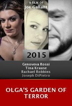 Olga's Garden of Terror online