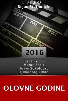 Ver película Olovne Godine