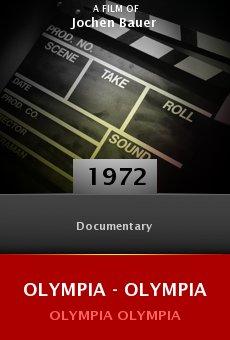 Ver película Olympia Olympia