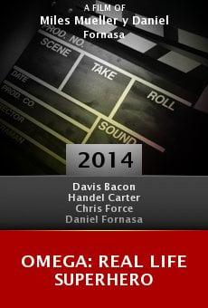 Ver película Omega: Real Life Superhero