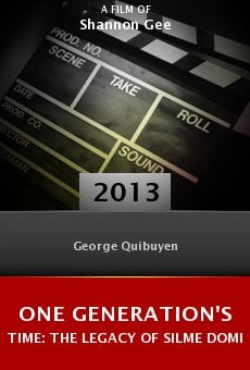 Ver película One Generation's Time: The Legacy of Silme Domingo and Gene Viernes