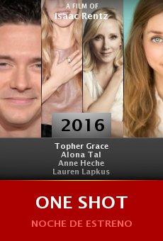Ver película One Shot