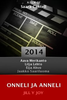 Ver película Onneli ja Anneli