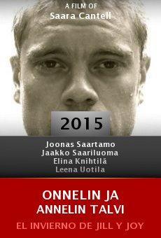 Ver película Onnelin ja Annelin talvi