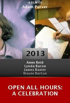 Watch Open All Hours: A Celebration online stream
