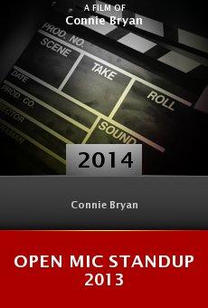 Ver película Open Mic Standup 2013