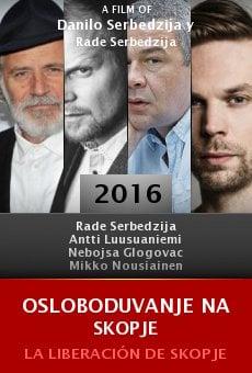Osloboduvanje na Skopje online