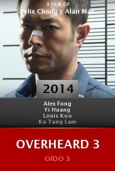 Ver película Overheard 3
