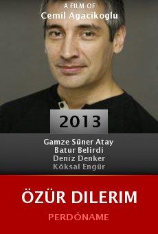 Özür Dilerim online free