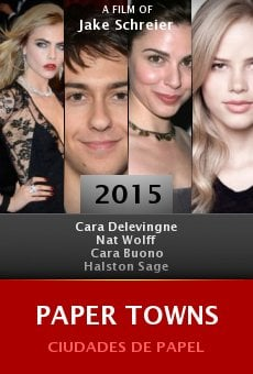 Paper Towns online free