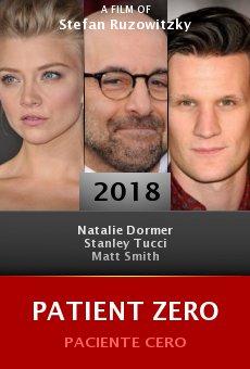 Ver película Patient Zero