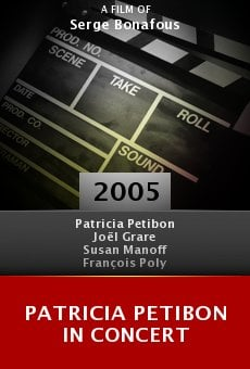 Patricia Petibon in Concert online free