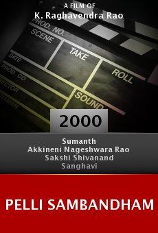 Pelli Sambandham online free