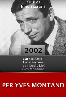 Per Yves Montand online free