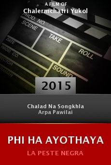 Ver película Phi ha Ayothaya