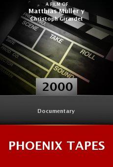 Ver película Phoenix Tapes