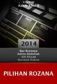 Pilihan Rozana online free