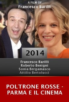 Watch Poltrone Rosse - Parma e il Cinema online stream
