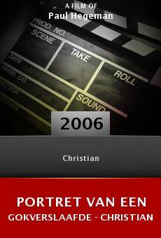 Portret van een gokverslaafde - Christian online free