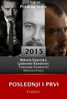 Ver película Poslednji i prvi