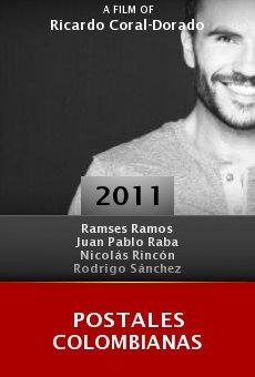 Ver película Postales colombianas