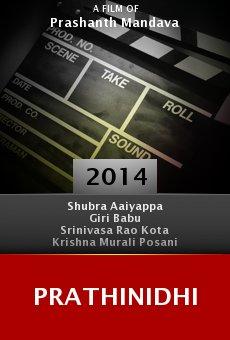 Ver película Prathinidhi