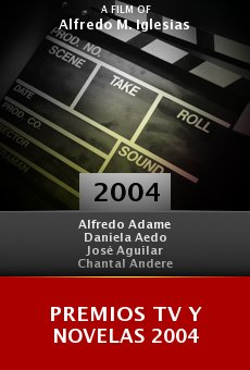 Premios TV y novelas 2004 online free