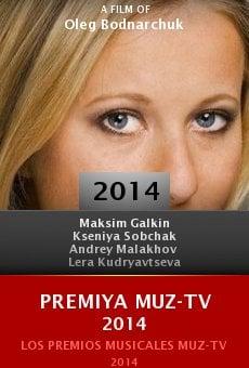 Ver película Premiya Muz-TV 2014