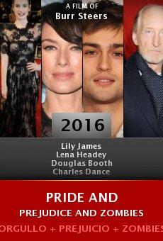 Ver película Pride and Prejudice and Zombies