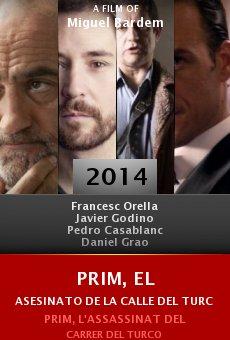 Ver película Prim, el asesinato de la calle del Turco