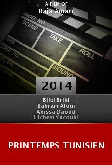 Ver película Printemps tunisien