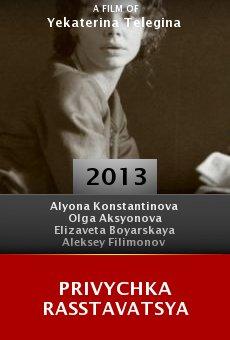 Ver película Privychka rasstavatsya