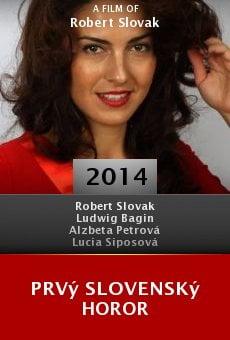 Prvý slovenský horor online