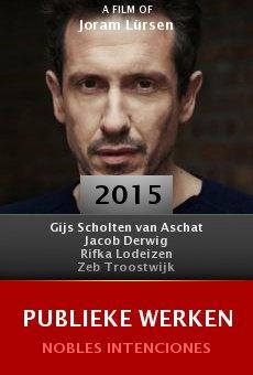 Ver película Publieke Werken