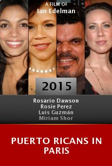 Ver película Puerto Ricans in Paris