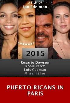 Puerto Ricans in Paris online free