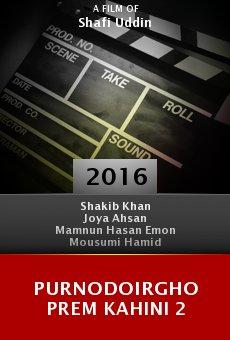 Ver película Purnodoirgho Prem Kahini 2