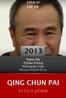 Watch Qing Chun Pai online stream