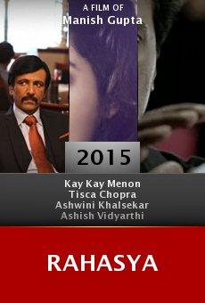Ver película Rahasya