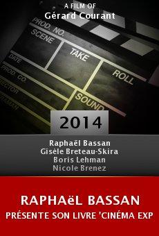 Raphaël Bassan présente son livre 'Cinéma expérimental, abécédaire pour une contre-culture' online free