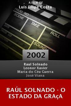 Raúl Solnado - O Estado da Graça online free