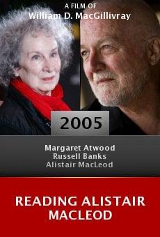 Reading Alistair MacLeod online free