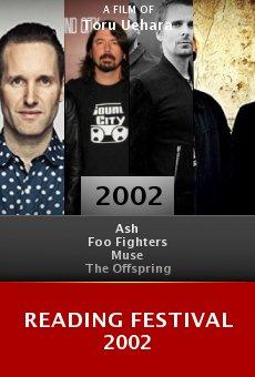 Reading Festival 2002 online free