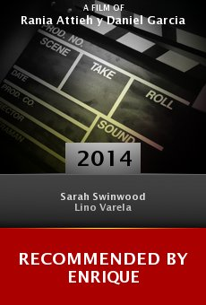Watch Recommended by Enrique online stream